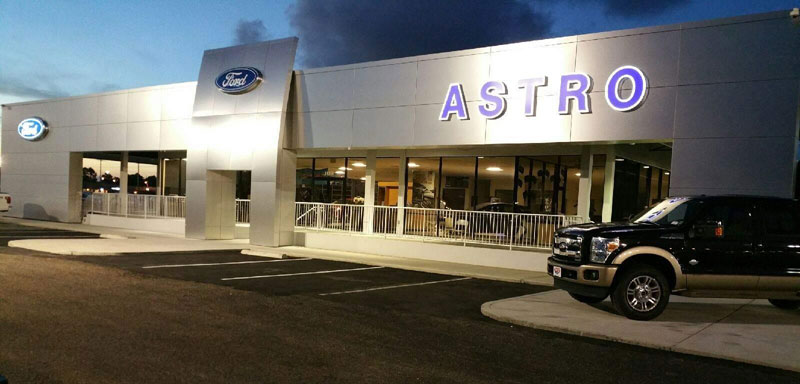 Astro Ford of Mississippi