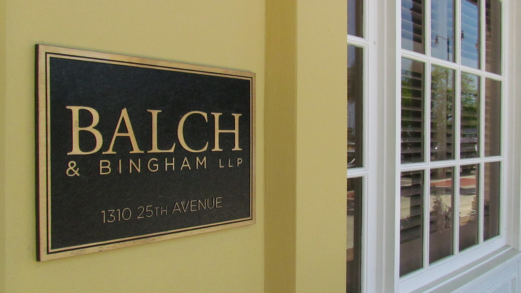 Balch and Bingham LLC