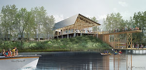 Gulf Coast Research Laboratory / Marine Education Center