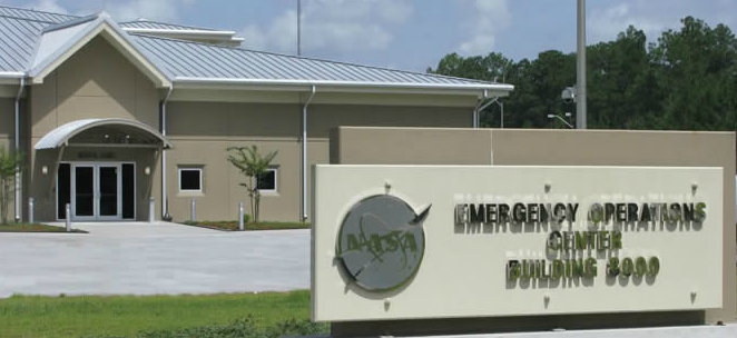 NASA Emergency Operations Center