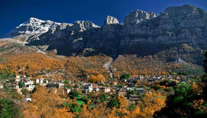 Το χωριό Πάπιγκο.
