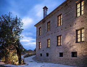 the silver house villa zagori