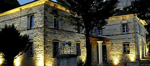the blue house villa zagori