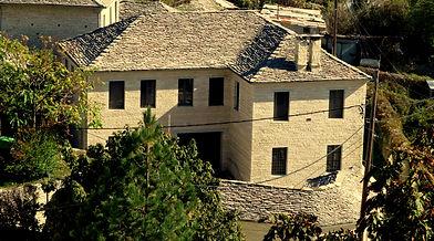 the purple house villa zagori