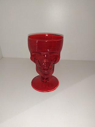 Taça Caveira vidro