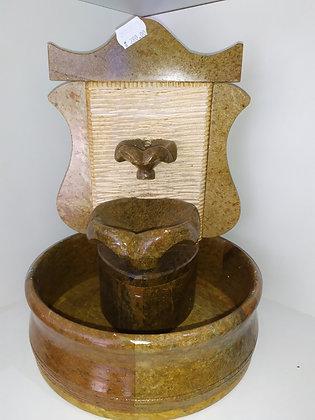 Fonte Pedra Sabão Bica