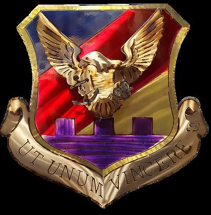UT UNUM VINCERE Medallion