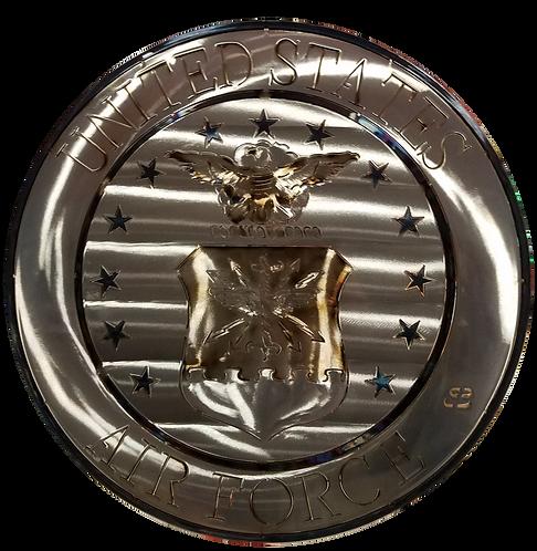 "17"" Air Force Medallion"