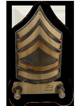 Sergeant 1st Class E-7 Two Hook