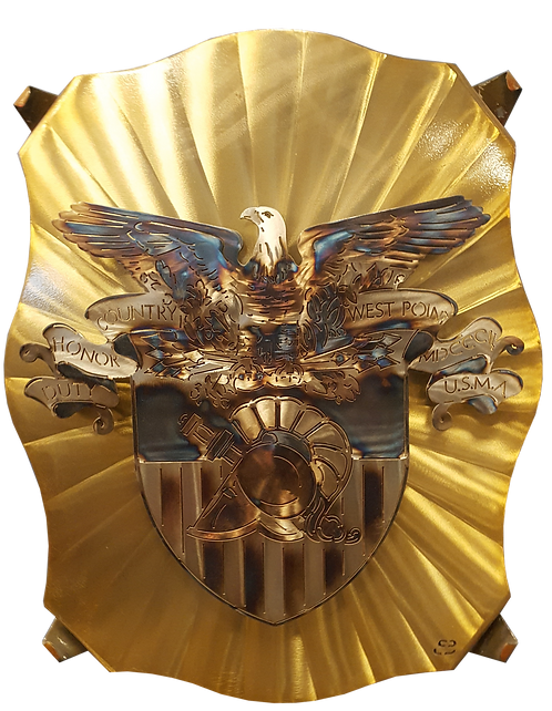 West Point Crest EBee Jr