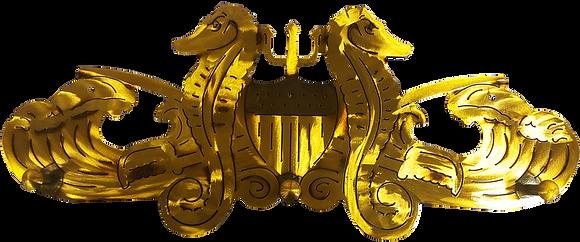 Seahorse 3 Hook