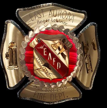 Fire Department Retirement Maltese
