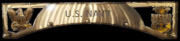 US Navy Eagle/Anchor Coat Rack