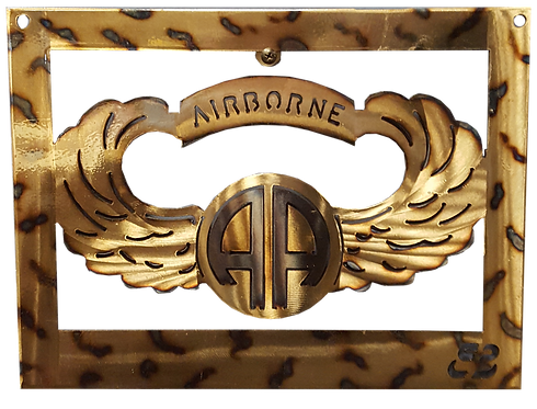 Airborne Frame