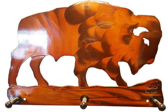 Buffalo Coat Rack
