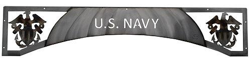 US Navy Eagle Door Arch
