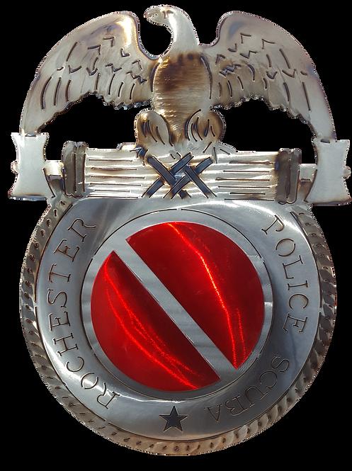 Rochester Police Scuba Badge