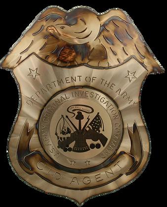 Army CID Agent Badge