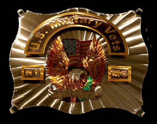 U.S. Military Vet Ebee Jr