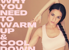 Ten Top Reasons for not skipping warm ups