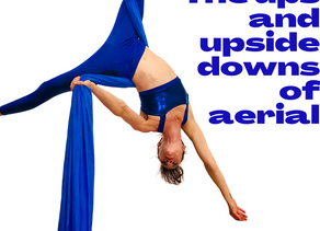 The Ups and Upside Downs of Aerial