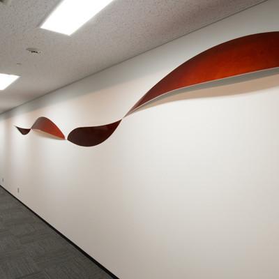 壁面アート