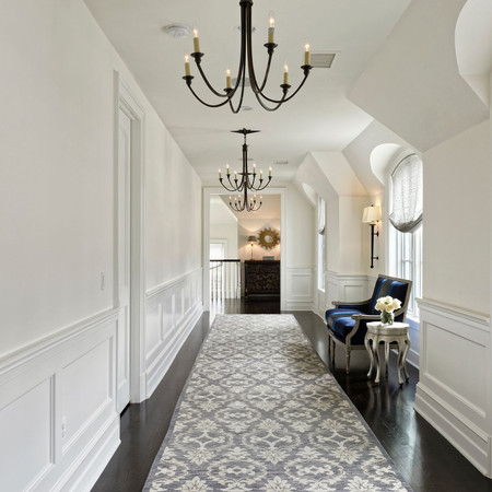 Hallway Runner/ Designed by Karen Kalicka