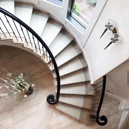 Stair Runner/ Designed by JLA Design
