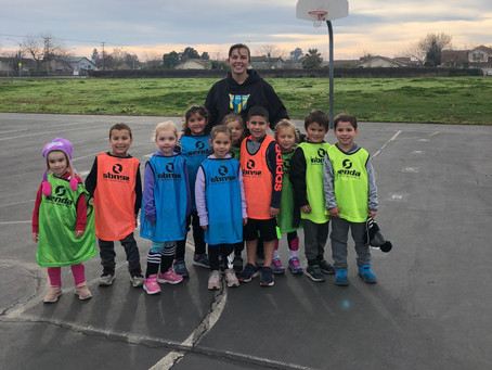 Little Ballers Thriving In U6 Program