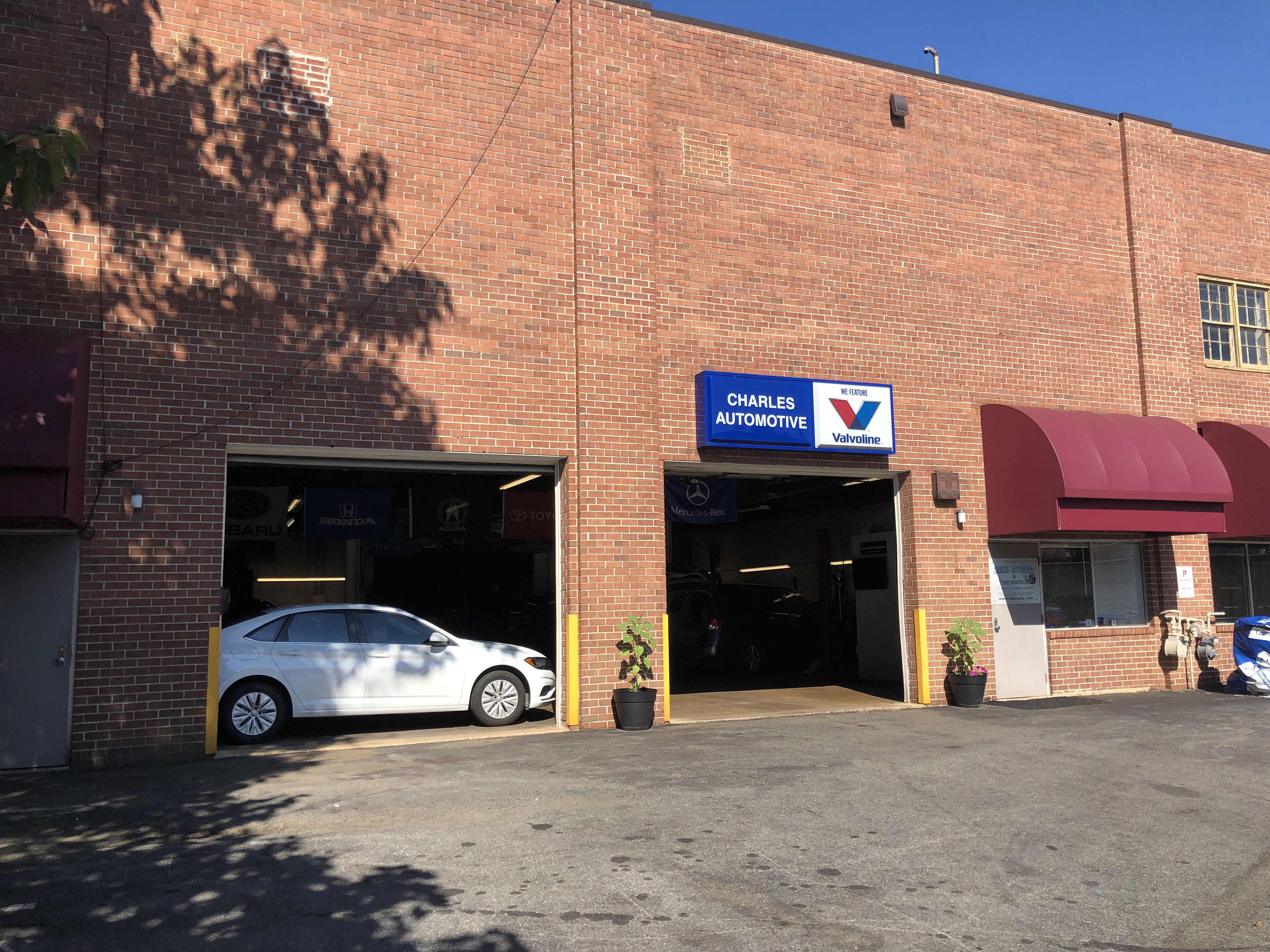 Perfect day at Charles Automotive & Tire
