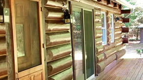 Log Home Staining: The 5-Step Process Experts Follow