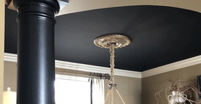 Painting Walls And Ceilings: Step-By-Step Guide