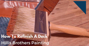 [Video] Refinishing A Deck: Proper Preparation And Maintenance