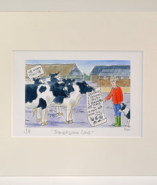 Troublesome Cows