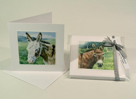 Donkey cards