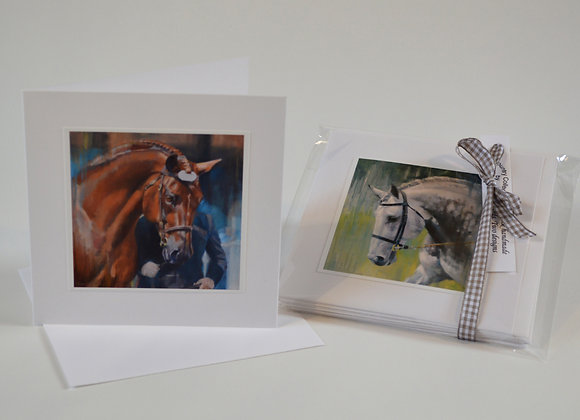 Irish Draught horse cards