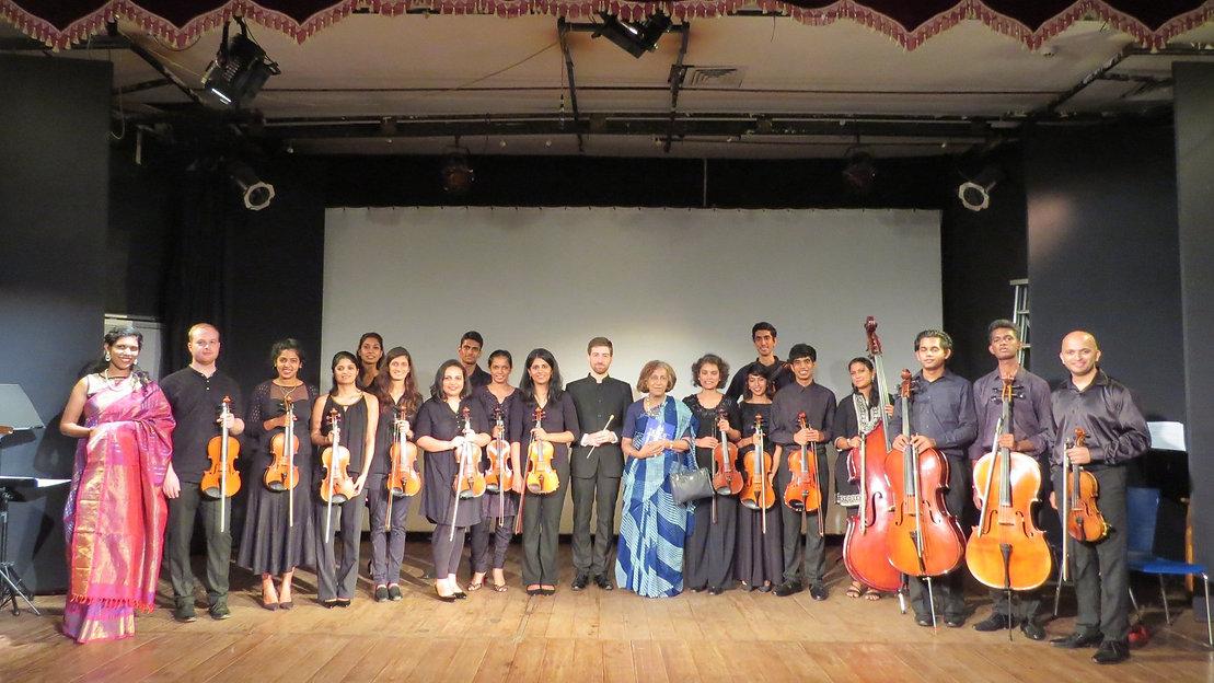 BCCO with princess Urmila Devi after th