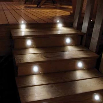 Step lighting Yorkshire