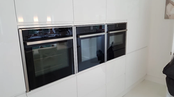 Oven and microwave installation Yorkshire