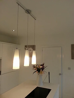 Kitchen lighting Yorkshire