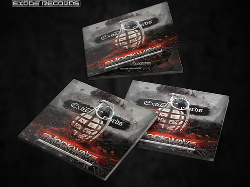 [EX020] Shockwave Album CD Limited