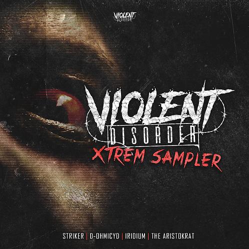 [VDR003] Xtrem sampler 01