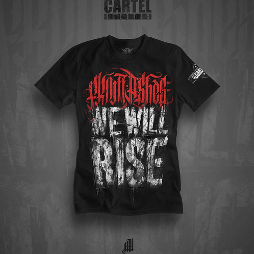 """Cartel00 """"From Ashes T-shirt"""""""