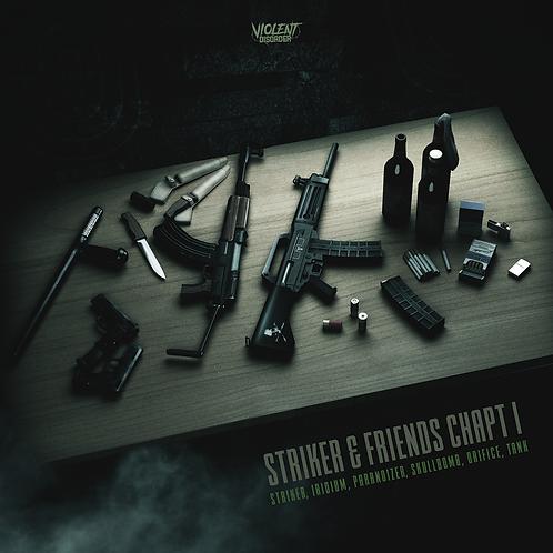Striker & Friends Chapter 1 [VDR010]