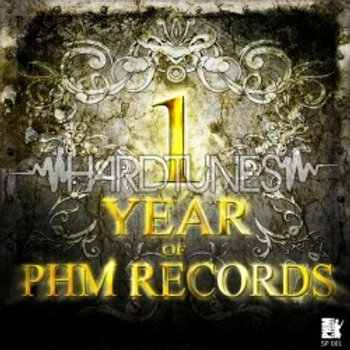 PHM.SP001 -  One Year Of PHM Records