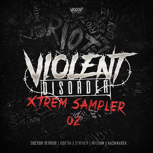 Xtrem sampler 02 [VDR004]