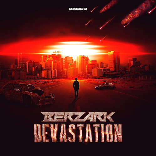 Berzark - Devastation [EX038]