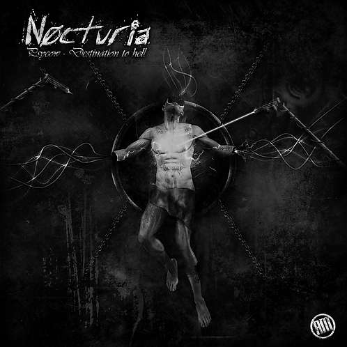 [AMR007] Psycow - Nocturia EP