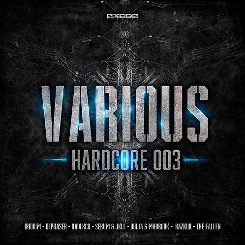 Various Hardcore 003 [EX037]