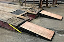 ramps, hydralic ramps, paver ramps